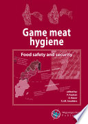 Game meat hygiene Book