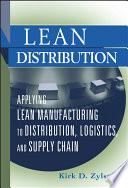 Lean Distribution