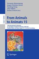 From Animals to Animats 15 Pdf/ePub eBook