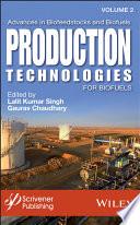 Advances In Biofeedstocks And Biofuels Volume 2 Book PDF