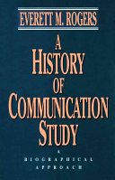 A History of Communication Study