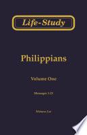 Life Study Of Philippians