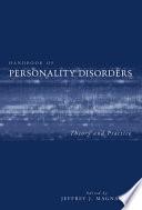 Handbook Of Personality Disorders Book PDF