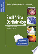 Small Animal Ophthalmology Book