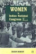 Women In Indian National Congress 1921 1931