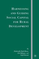 Harnessing and Guiding Social Capital for Rural Development [Pdf/ePub] eBook