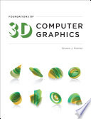 Foundations of 3D Computer Graphics Book