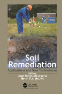 Soil Remediation: Applications and New Technologies - Seite 106
