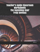Teacher s Guide Classroom Worksheets The Vanishing Stair Truly Devious