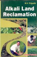 Pdf Alkali land reclamation