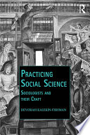 Practicing Social Science