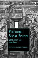Practicing Social Science