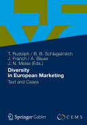 Diversity in European Marketing