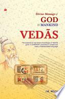Divine Message Of God To Mankind Vedas