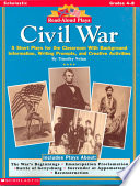 Read aloud Plays about the Civil War