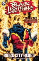 Black Lightning: Brick City Blues ebook