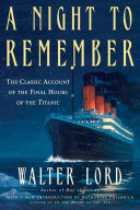 Pdf A Night to Remember