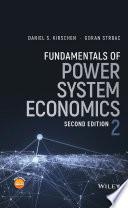 Fundamentals Of Power System Economics Book PDF