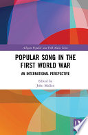 Popular Song in the First World War
