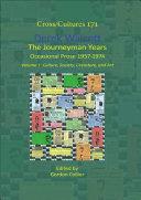 Pdf Derek Walcott, The Journeyman Years, Volume 1: Culture, Society, Literature, and Art