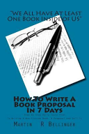 How to Write a Book Proposal in 7 Days