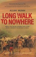 Long Walk to Nowhere Book PDF