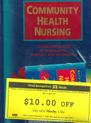 Community Health Nursing Book PDF