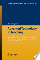 Advanced Technology in Teaching Book