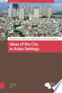 Ideas of the City in Asian Settings