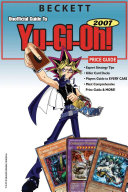 Beckett Unofficial Guide to Yu GI Oh Price Guide