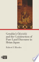 Genshin   s   j  y  sh   and the Construction of Pure Land Discourse in Heian Japan