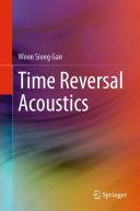 Time Reversal Acoustics