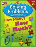 Master Math  Grade 3