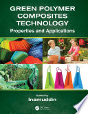 Green Polymer Composites Technology Book PDF