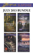 Love Inspired Suspense July 2013 Bundle