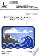 Existing State of Orange County Coast