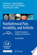 Patellofemoral Pain  Instability  and Arthritis
