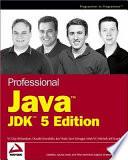 Professional Java Book PDF