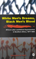 White Men's Dreams, Black Men's Blood ebook