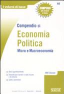 Compendio di economia politica. Micro e macroeconomia
