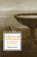 Civilization And Its Discontents Book