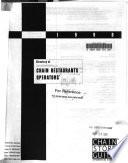 Directory of Chain Restaurant Operators