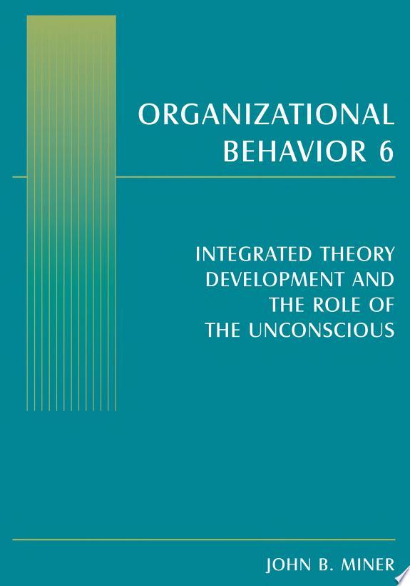 Organizational Behavior 6