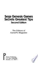 Sega Genesis Games Secrets Greatest Tips