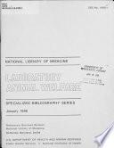 Laboratory Animal Welfare. Supplement II