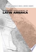 Rethinking Development in Latin America Book