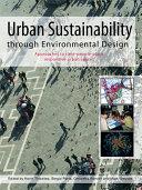Pdf Urban Sustainability Through Environmental Design