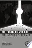 The Postdoc Landscape