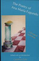 The Poetry of Ana Maria Fagundo