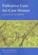 Palliative Care for Care Homes